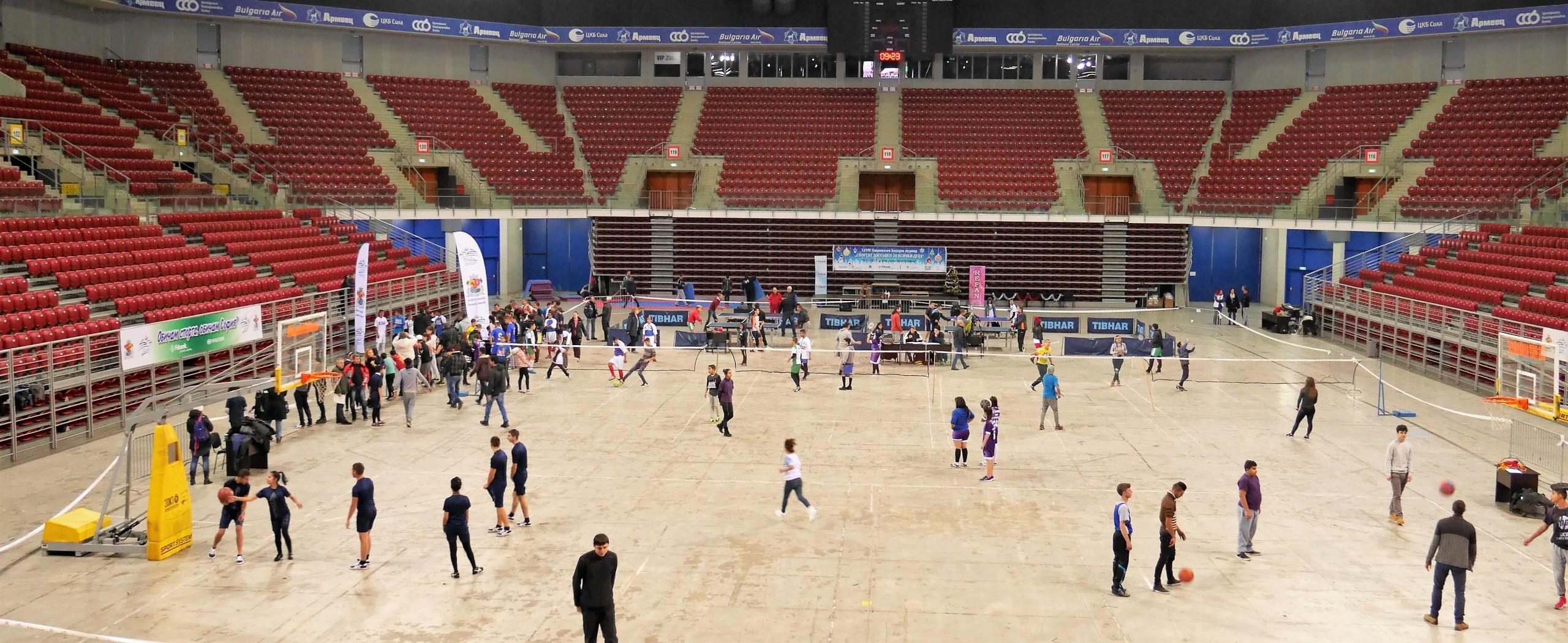 Коледен турнир за деца и младежи в риск
