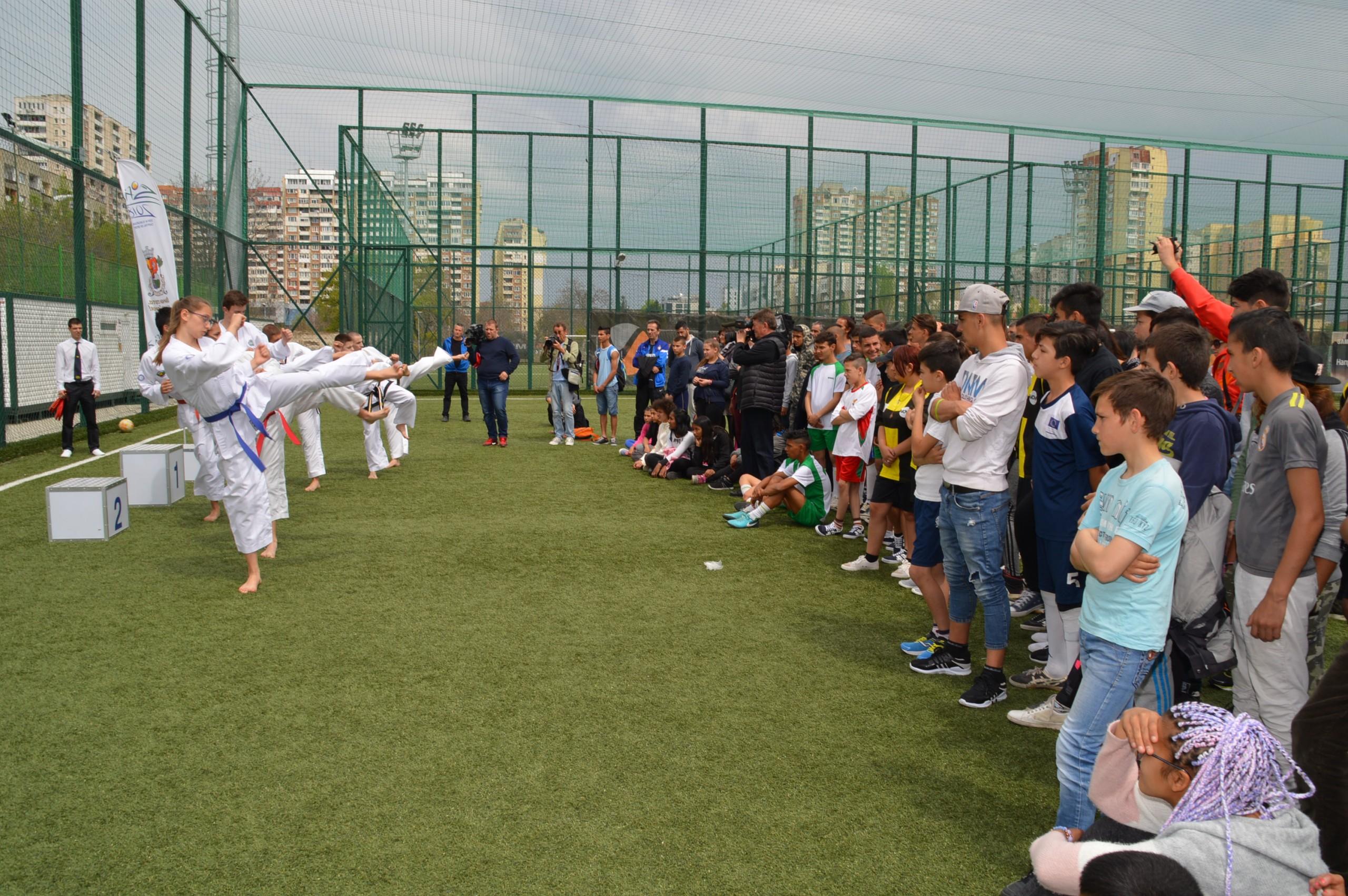 Над 300 участници се включиха в 29-ият Държавен индивидуален шампионат за деца и младежи в риск (БСФДМР)