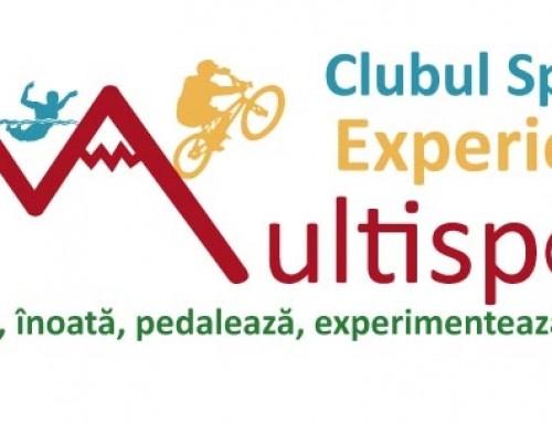 Multisport Experience Club Румъния – партньор по проект FUN LEGACY